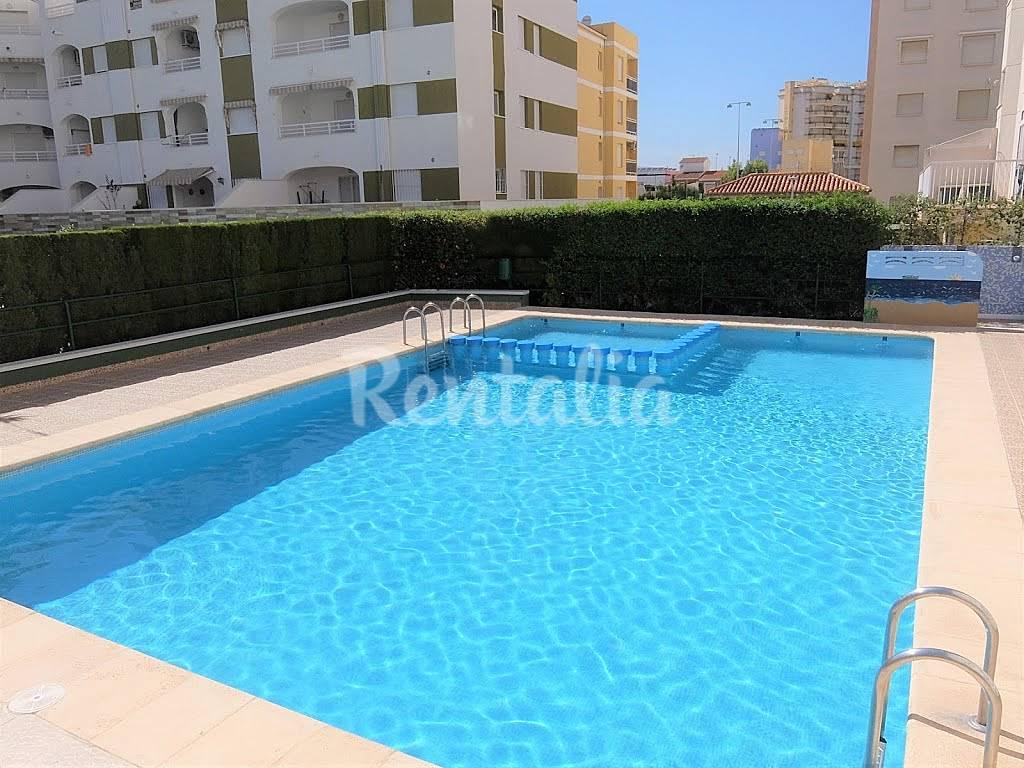 Apartamento en alquiler en valencia grau i platja gandia valencia - Apartamentos en gandia baratos verano ...