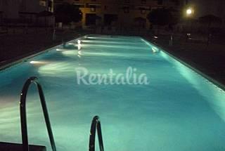 Apartamentos para 2-4 personas a 80 m de la playa Almería