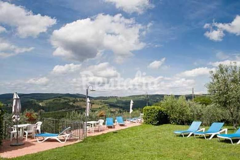 Casa en alquiler en sicelle sicelle castellina in - Alquiler casas parets del valles ...