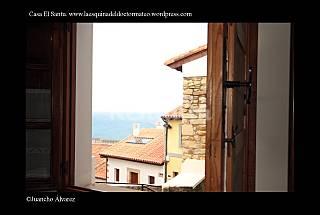 Casa para 5 personas a 240 m de playa y puerto Asturias