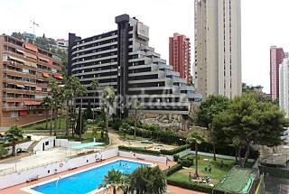 Apartamento para 4-10 pessoas a 400 m da praia
