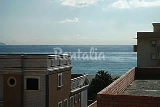 Apartamento de 3 habitaciones a 50 m de la playa Almería