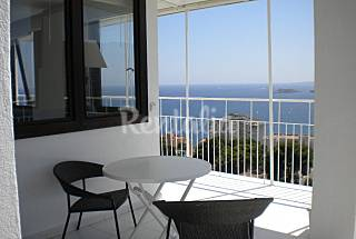 Apartment for 2-3 people in the Cala Mayor Majorca