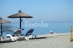 Beach Apt. in charming village within golf course  Granada