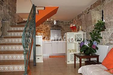 Preciosa Interior del aloj. Pontevedra Vilagarcía de Arousa casa