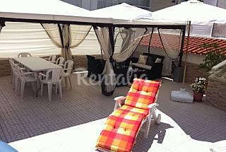 5 Apartamentos (T0, T1, T2, T3-r/c, T3-1ºA) 300m playa Leiria