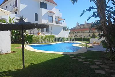 Apartamento para 5 pessoas a 1500 m da praia Málaga
