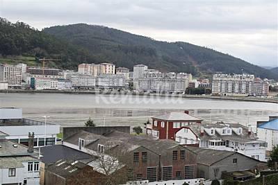 Vistas a la Ría de Viveiro, buena ubicación Lugo