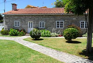 House for 4-5 people 2 km from the beach Pontevedra