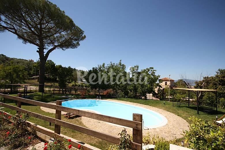 Villa Rental Rural Campania Italia
