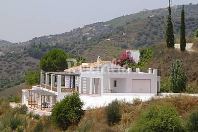 Vivenda para alugar a 10 km da praia Málaga