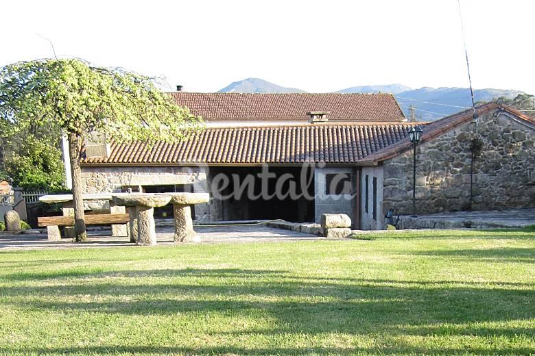 Casa para 4-6 personas a 15 km de la playa Pontevedra