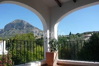 Casa en zona tranquila para vacaciones Alicante