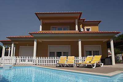 Praia d'el Rey - Moradia isolada com piscina Leiria