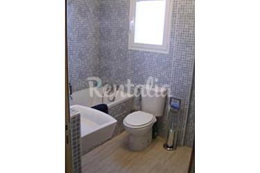 Maison Salle de bains Valence Xàtiva Gîte villa