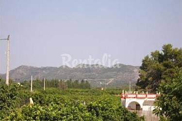 Maison Vues à partir de la maison Valence Xàtiva Gîte villa