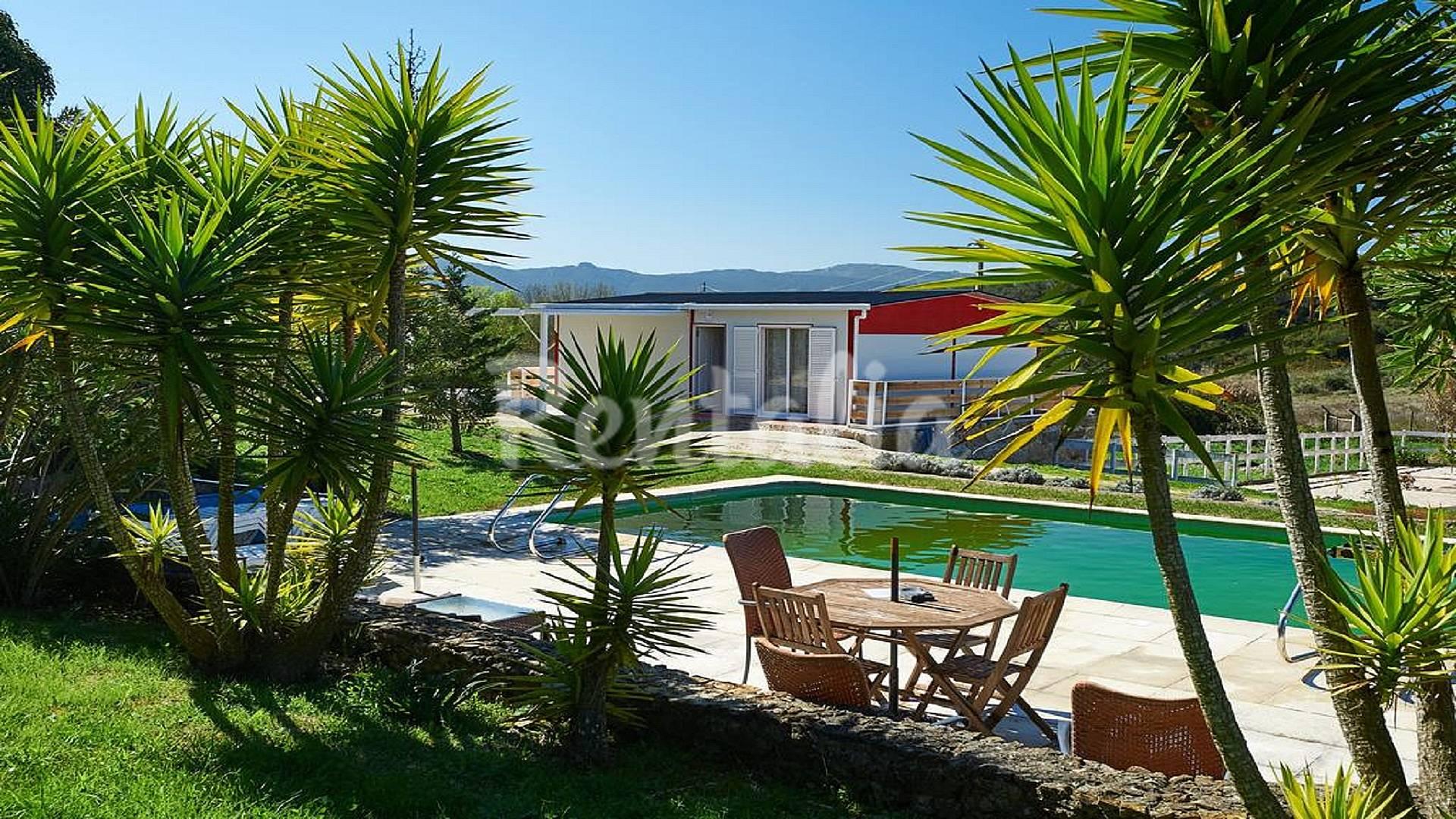 Casa para 4 5 personas con piscina terrugem elvas for Piscina elvas