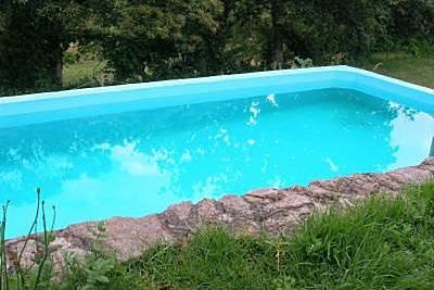 Casa para 4-8 pessoas com piscina Guarda