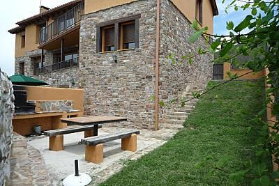 Apartamento Rural dos plantas y grandes vistas Madrid
