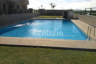 Apartment with 2 bedrooms only 500 meters from the beach Pontevedra