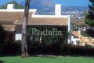 Villa en El Rodat a 1500 m de la playa Alicante
