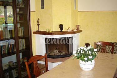 Casa Dining-room Lucca Pescaglia Countryside villa