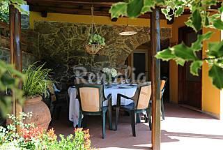 Villa para 6 personas con jardín privado Lucca