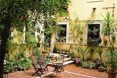 Casa para 2-4 personas en Juderia de Cordoba  Córdoba