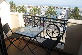 6 Apartamentos nuevos junto al mar. aire acond, wifi Málaga