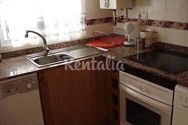 Apartamento Cozinha Castelló Oropesa del Mar/Orpesa Apartamento