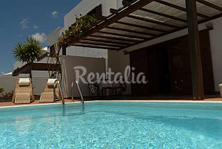Villa with 3 bedrooms 700 meters from the beach Lanzarote