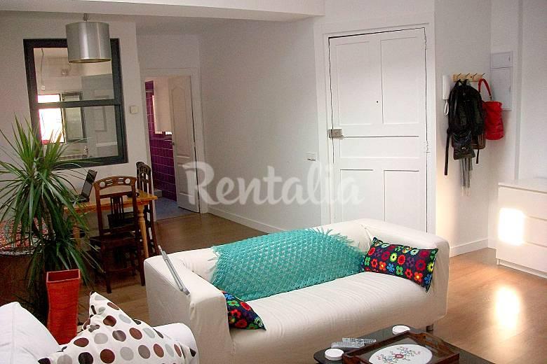 Appartamento con 2 stanze nel Logroño Rioja (La)