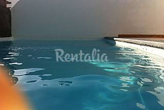 Villa for 5-6 people only 700 meters from the beach Lanzarote