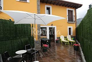 Casa de 2 habitaciones a 2 km de la playa Asturias