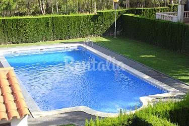 Casa in affitto a 3 km dal mare miami playa mont roig del camp tarragona costa dorada - Piscina laghetto playa prezzo ...