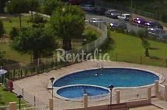 Apart. A 50 m del Mar Mediterraneo y del Mar Menor, Campo de Golf, 2 dormitorio, piscinas, jardines y espléndidas vistas Murcia