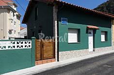Maison pour 4-6 personnes à 200 m de la plage Asturies