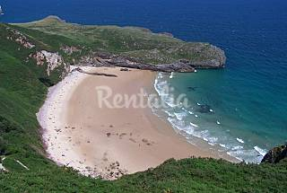 Maison pour 4 personnes à 1500 m de la plage Asturies