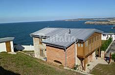 Maison en location à 50 m de la plage Asturies