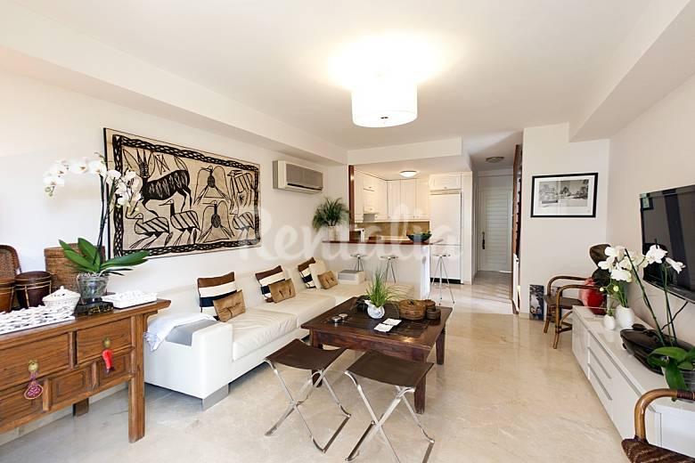 Casa para 8 personas a 100 m de la playa Gran Canaria