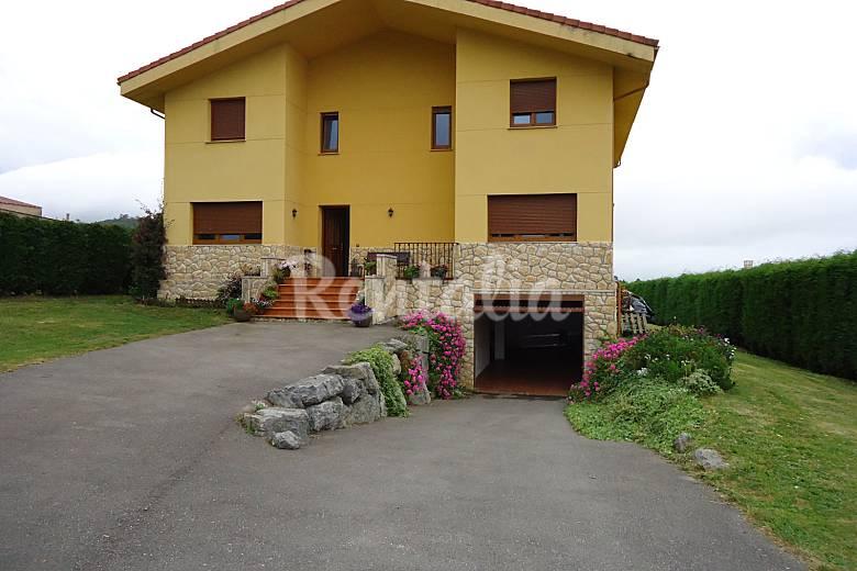 Casa con vistas al mar piscina finca cerrada - Casas rurales en asturias con piscina ...