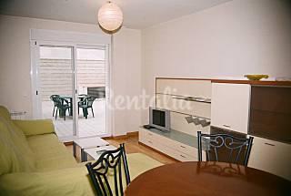 Apartamento com 2 quartos em Zaragoza centro Saragoça
