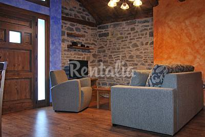 2 apartamentos en Casa Rural La Era, entorno de montaña Huesca