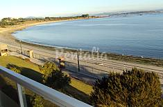 Apartamento para 4-5 personas en 1a línea de playa A Coruña/La Coruña