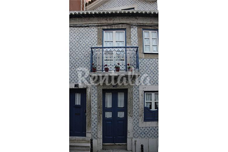 Holiday Outdoors Lisbon Lisbon House