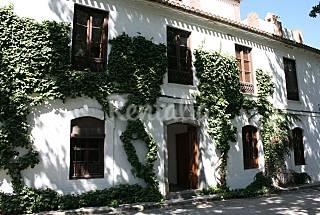 4 Casas rurales de 2 a 5 pers a 3Km de Granada