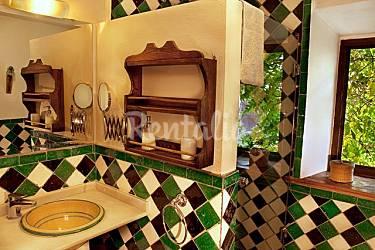Cortijo Bathroom Granada Granada Cottage
