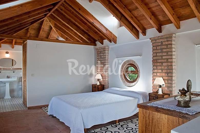 Cortijo Bedroom Granada Granada Cottage