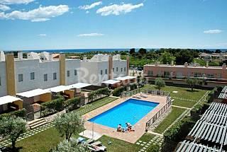 20 Preciosas y amplias casas, para 6 personas, con piscina y jardín Tarragona