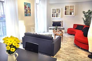 Appartamento con 3 stanze nel centro di Madrid